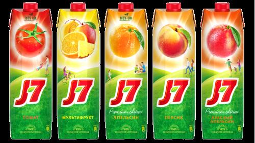 Сок J7