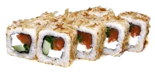 Бонито с лососем