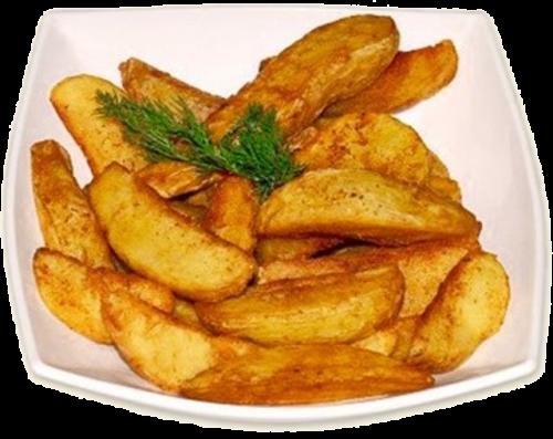 Картошка по-деревенски 200 гр.