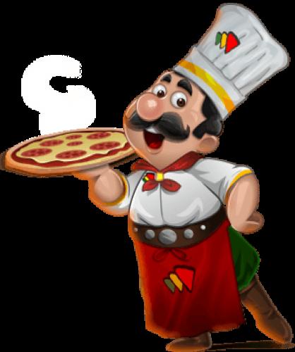 Повар пиццмейкер