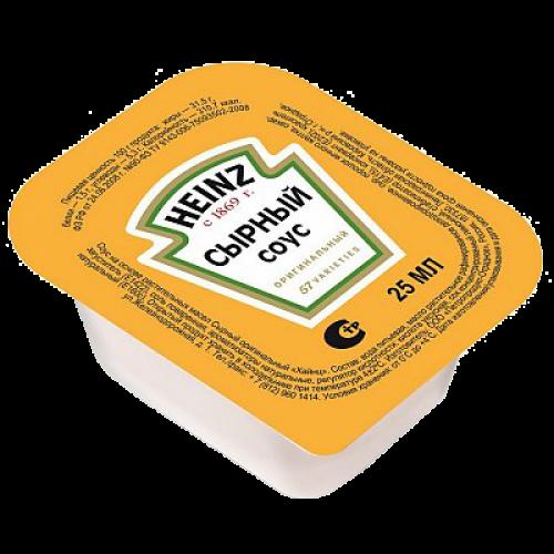 Соус сырный Heinz 20гр