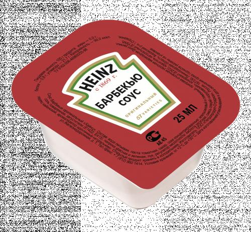 Соус барбекю Heinz 20гр